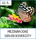 Mezinárodní den biologické rozmanitosti