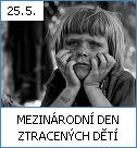 Mezinárodní den ztracených dětí