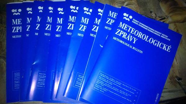 Odborný časopis zaměřený na meteorologii, klimatologii, hydrologii a další příbuzné obory je vydávaný Českým hydrometeorologickým ústavem.