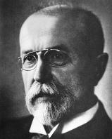 Tomáš Garrigue Masaryk, 1918