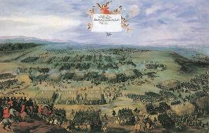Bitva na Bílé hoře, dílo vlámského malíře Pietera Snayerse (1592-1666)