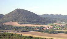České středohoří - Lipská hora