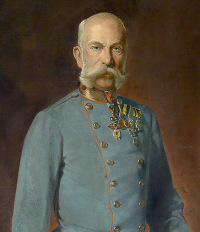 František Josef I. (1900)