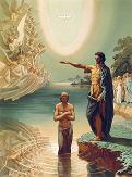Grigorij Gagarin (1811-1893) - Ježíšův křest