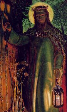 William Holman Hunt (1827-1910) - Světlo světa