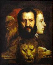 Tizian (1490?-1576) - Alegorie času