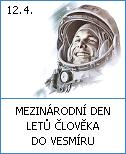 Mezinárodní den letů člověka do vesmíru