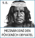 Mezinárodní den původního obyvatelstva