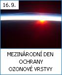 Mezinárodní den ochrany ozónové vrstvy