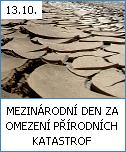 Mezinárodní den za omezení přírodních katastrof