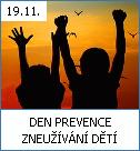 Světový den prevence zneužívání dětí