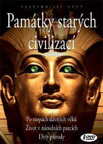Památky starých civilizací (4 DVD)