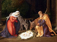 Andrea Previtali (cca 1480-1528) - Narození Páně