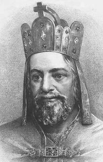 Jan Vilímek (1860-1938) - Karel IV.