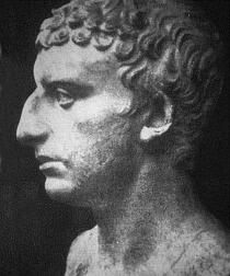 Josephus Flavius, busta