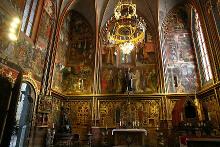 Kaple svatého Václava v katedrále svatého Víta