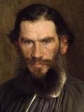 Lev Nikolajevič Tolstoj (1828-1910), portrét z roku 1873