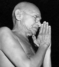 Mahátma Gándhí, 1946