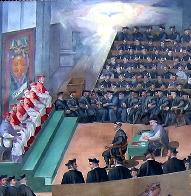 Pasquale Cati (cca 1520-1620) - Tridentský koncil