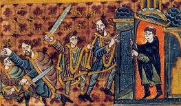 Zavraždění svatého Václava